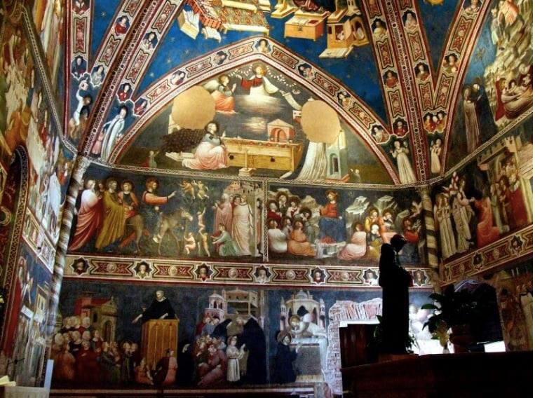 basilica San Nicola da Tolentino